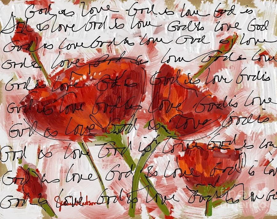 Flowers #3 by Jeanie Watson