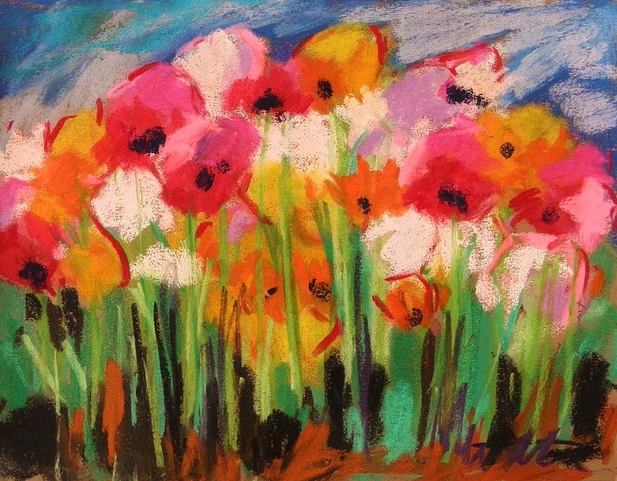 Flowers Painting - Flowers by John Williams