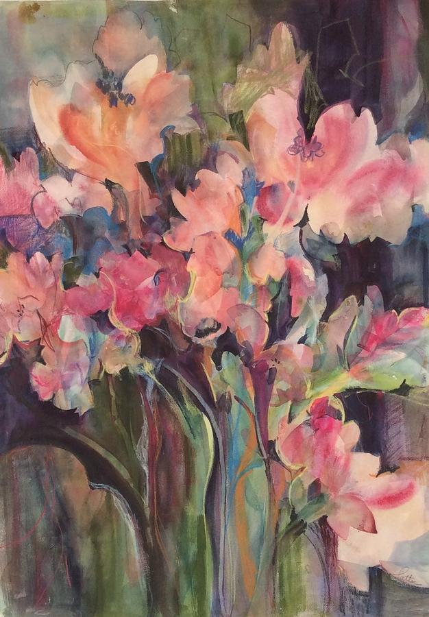Flowers of Summer by Karen Ann Patton