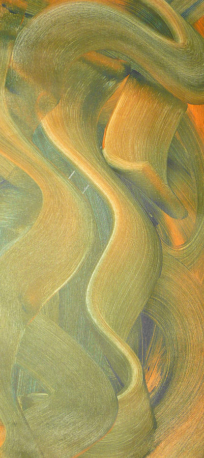 Abstract Painting - Fluidity by Blake McArthur