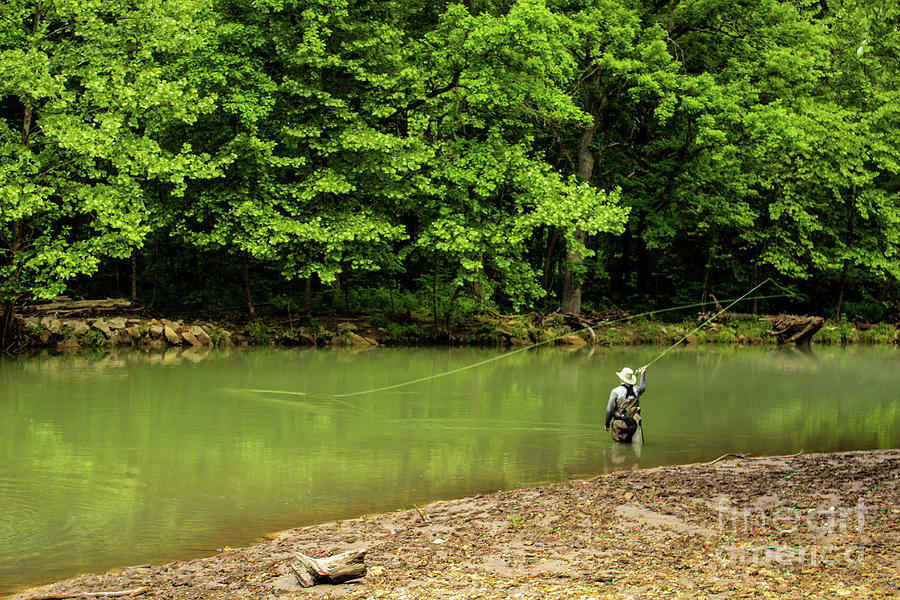 Fly Fishing by Ty Shults