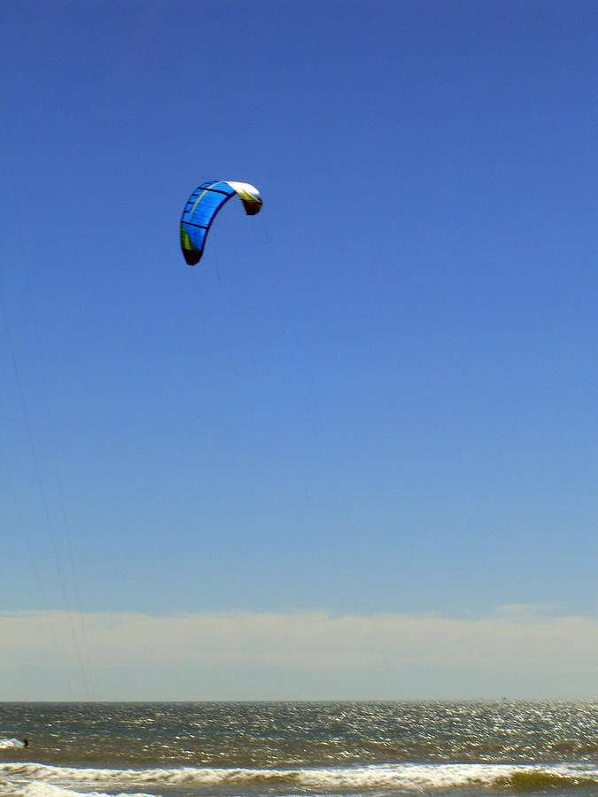 Seascape Photograph - Fly In The Sky. by Robin Hernandez