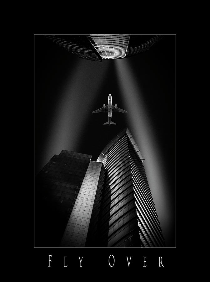 Fly Over by Paul Bartell