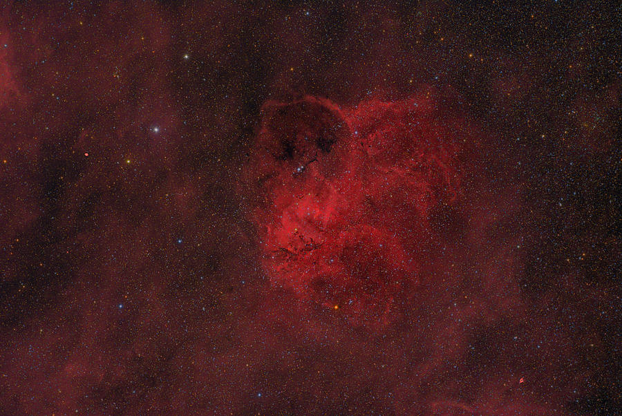 Astronomy Photograph - Flyihng Owl Nebula by Brian Peterson