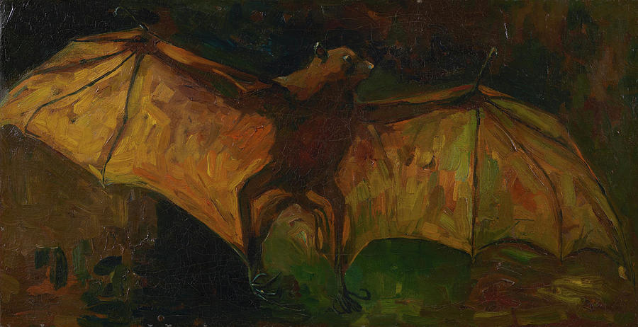 Vincent Van Gogh Painting - Flying Fox by Vincent van Gogh