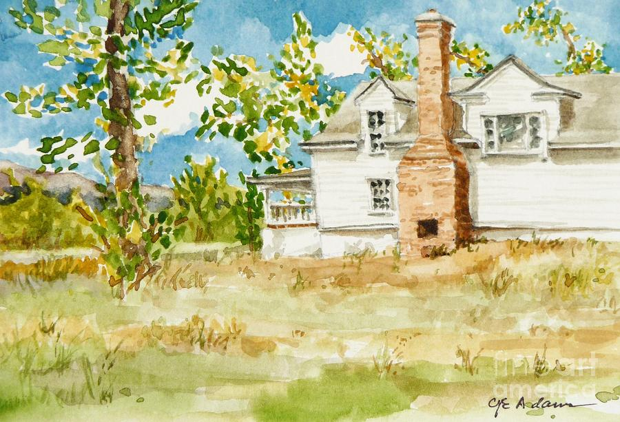 Fly'n B Park - Highlands Ranch by CHERYL EMERSON ADAMS