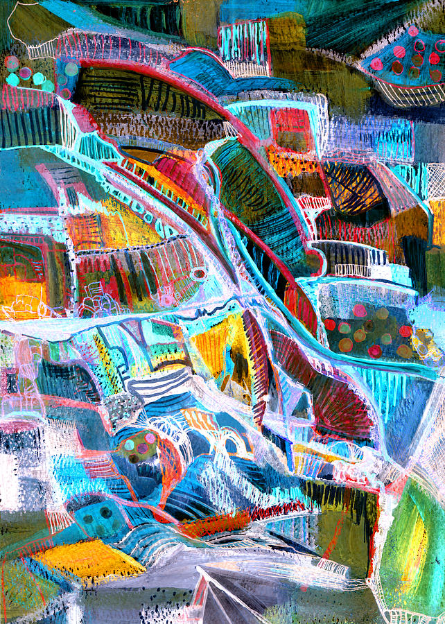 Flypast 2 Painting by LAF Art