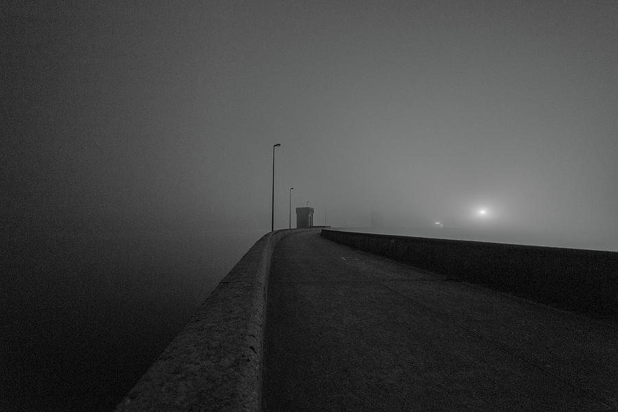 Fog And Tipical Geres Vibe Photograph by Bruno Rosa