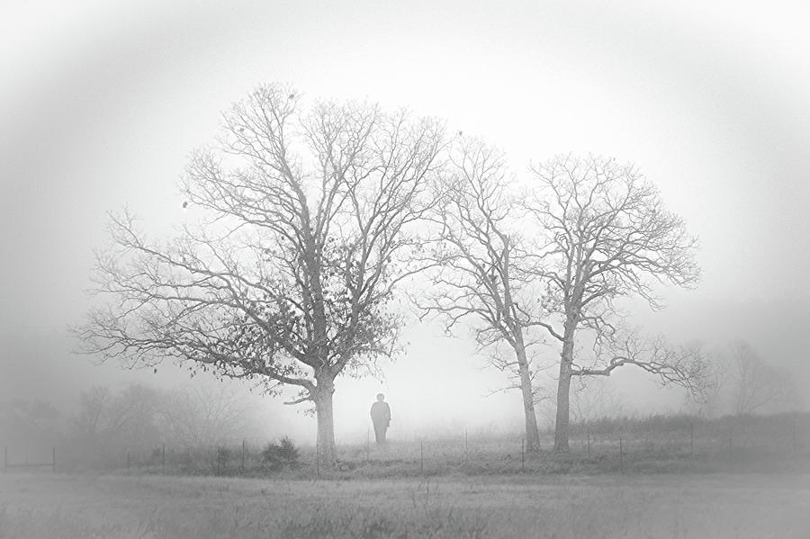 Fog Photograph - Fog by EG Kight
