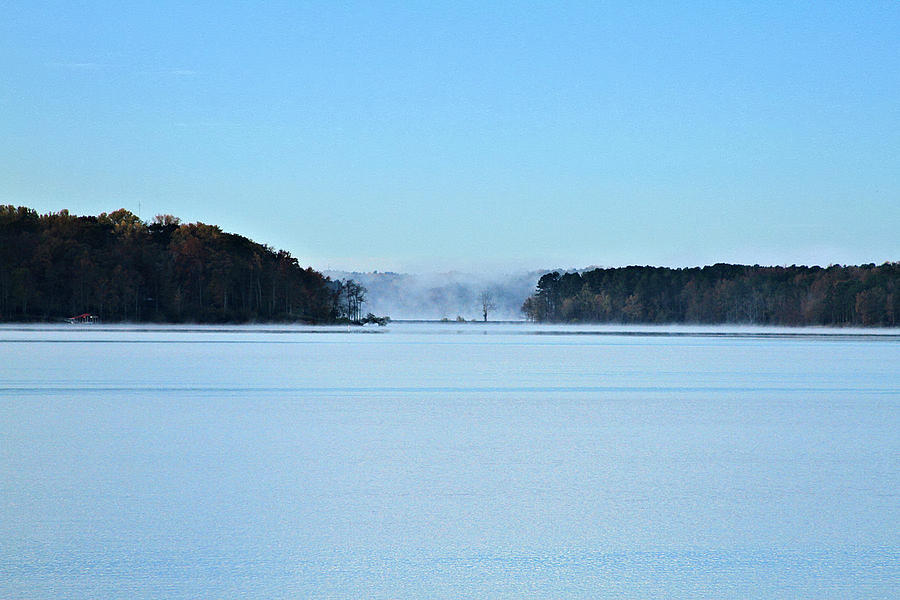 Fog in the Distance by John Lewis