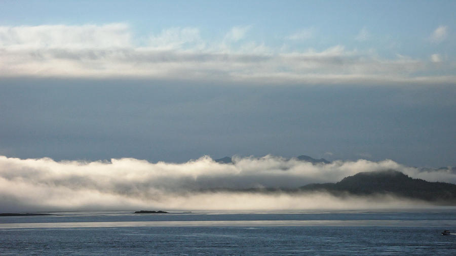 Fogbank, Tofino 2007 by Chris Honeyman