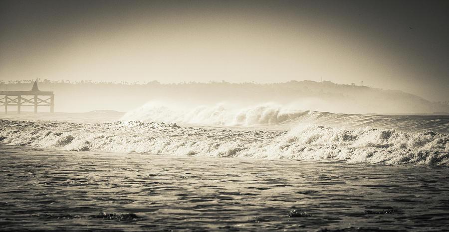 Foggy Break by T Brian Jones