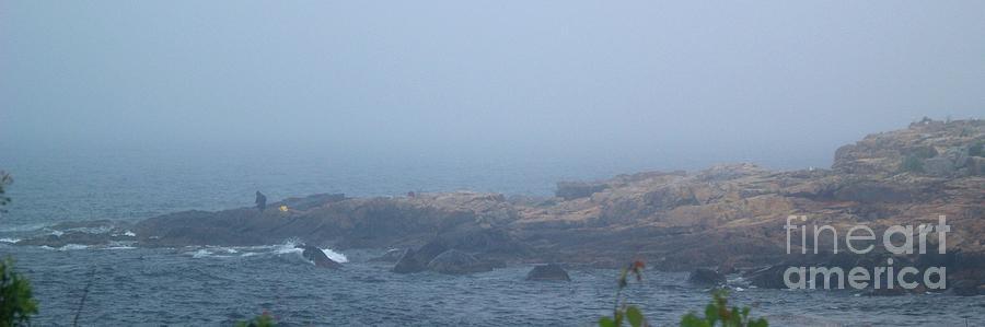 Foggy Coast by Paul Galante