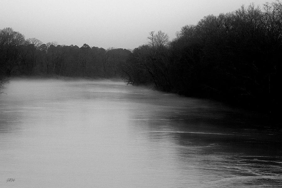 Rome Georgia Photograph - Foggy River by Jason Blalock