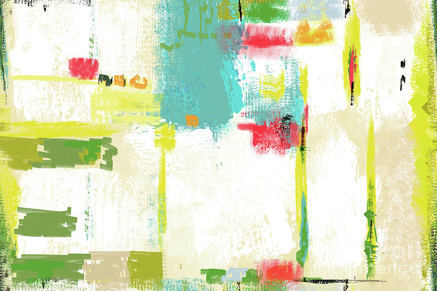 Abstract Photograph - Following On by Marilyn Cornwell