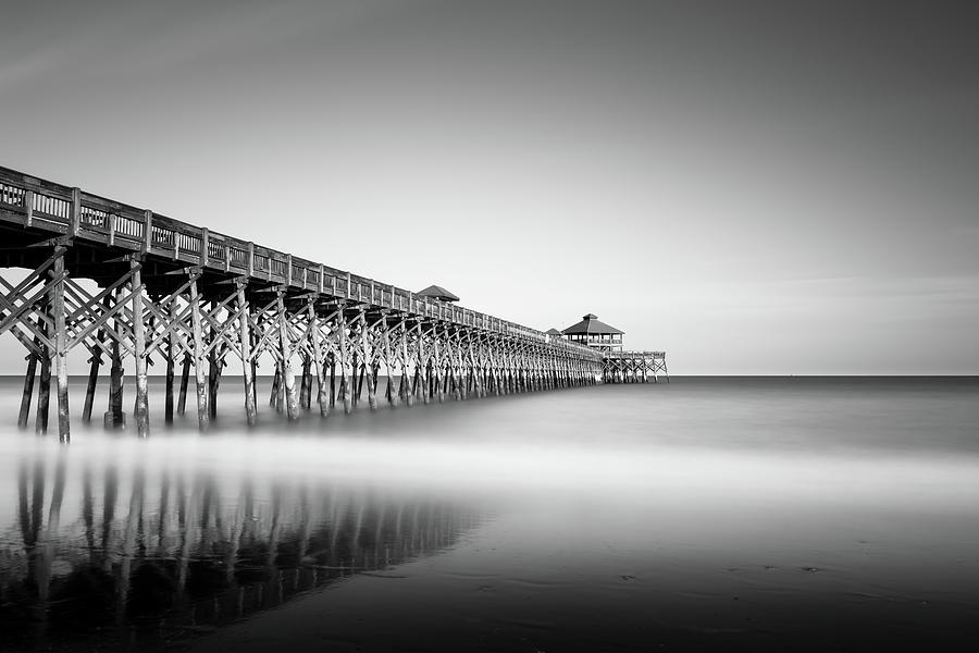 Folly Beach Pier by Ivo Kerssemakers
