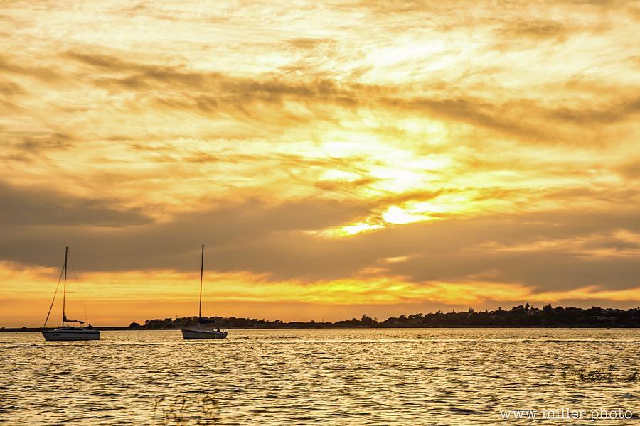 Folsom Boats by Nicholas Miller