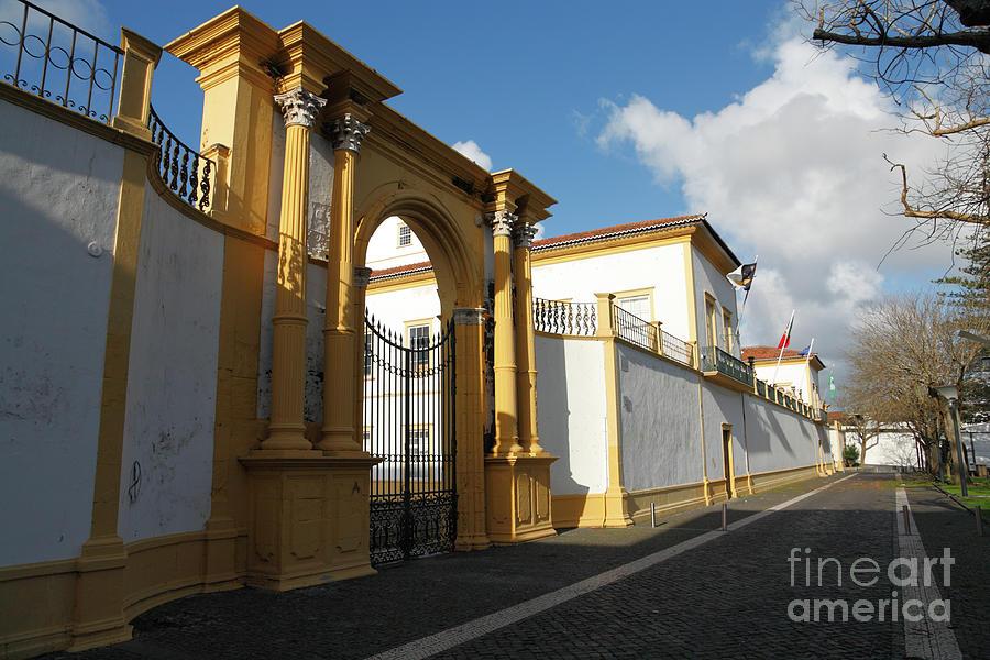 Ponta Delgada Photograph - Fonte Bela Palace - Azores by Gaspar Avila