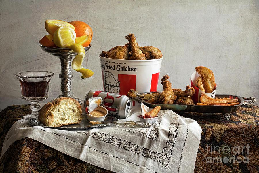 Food not so fast by Elena Nosyreva