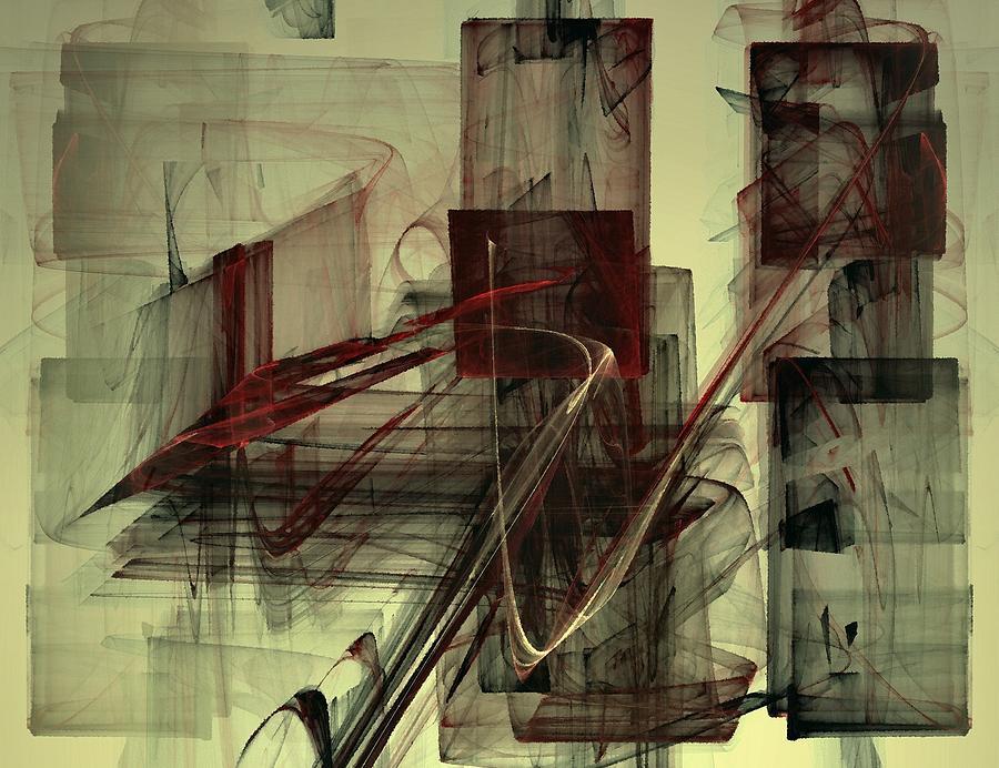 Chess Digital Art - Fools Mate by NirvanaBlues
