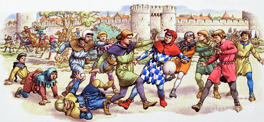 a look at sports in the middle ages Middle ages (medieval times) d tennis, croquet and bowling were all sports from the middle ages a what will my baby look like.