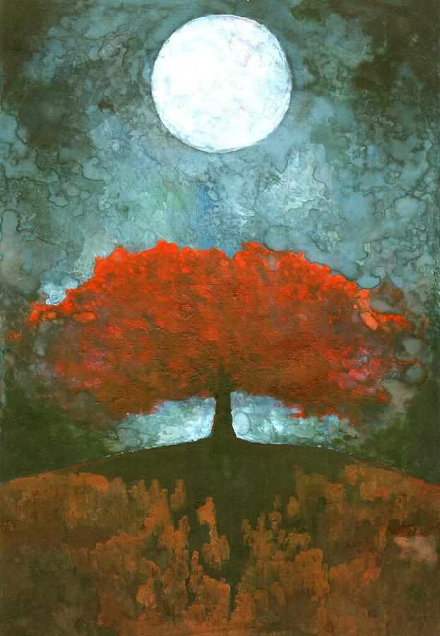 Colour Painting - For Ever by Wojtek Kowalski