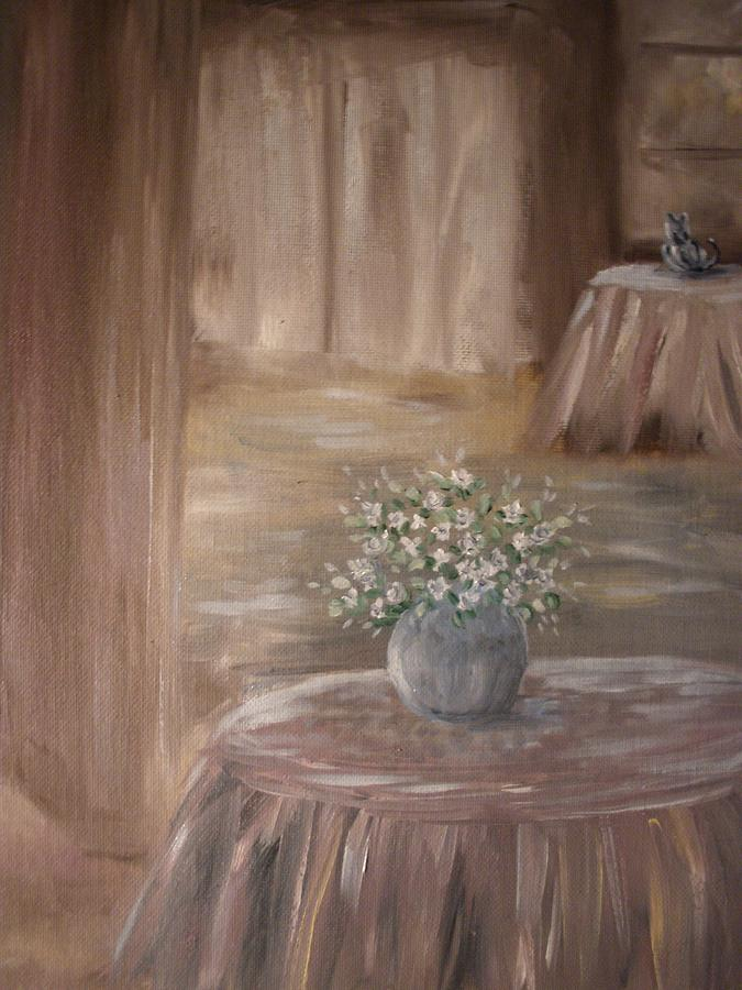 Romantic Painting - For Her by Carrie Mayotte