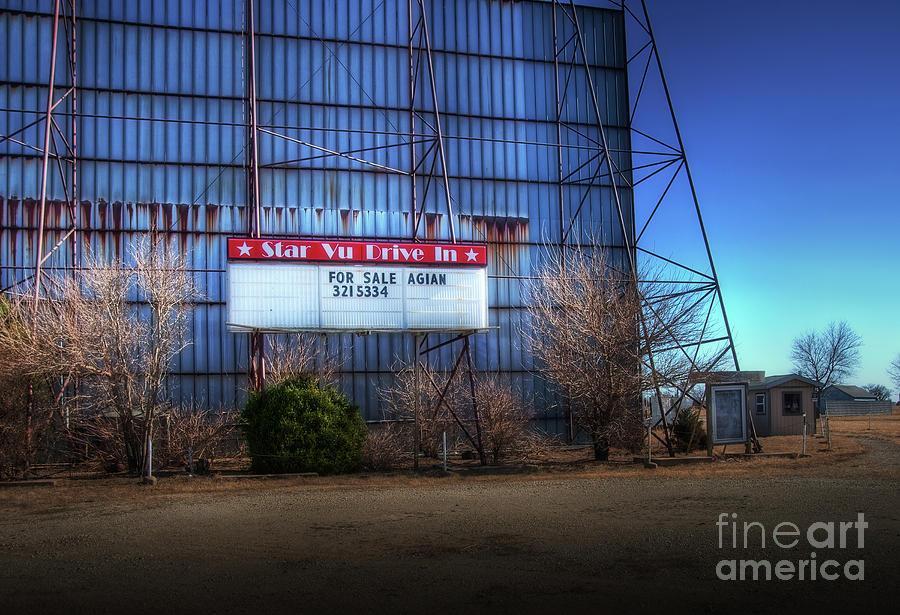 Kansas Photograph - For Sale Again by Fred Lassmann