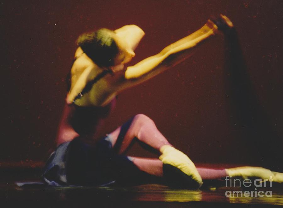 Dancer Photograph - For Thee by Mia Alexander