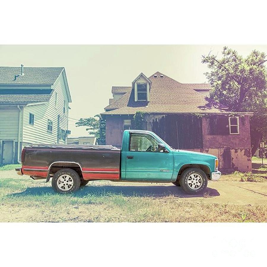 Pickup Photograph - For Those That  Cant Decide On A by Larry Braun