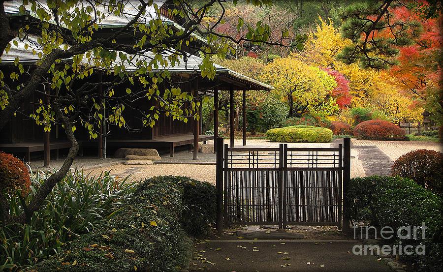 Zen Photograph - Forbidden Garden by Eena Bo