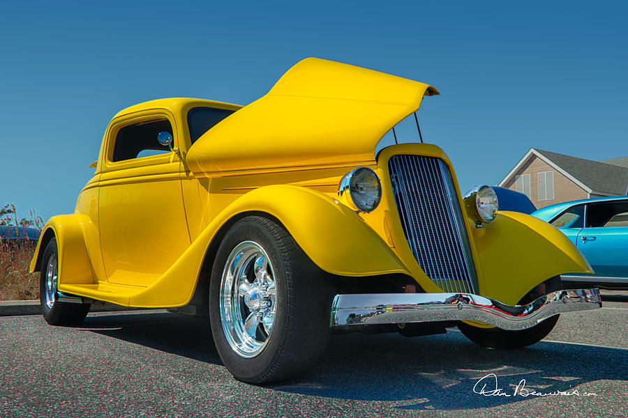 Ford 3 Window Coupe 0523 Photograph