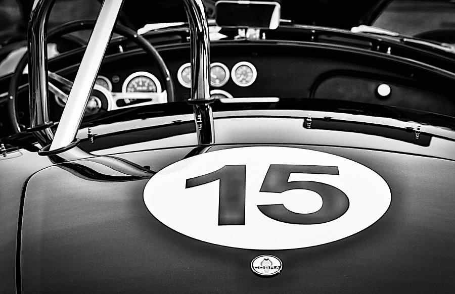 Ford Photograph - Ford Cobra by Don Barone
