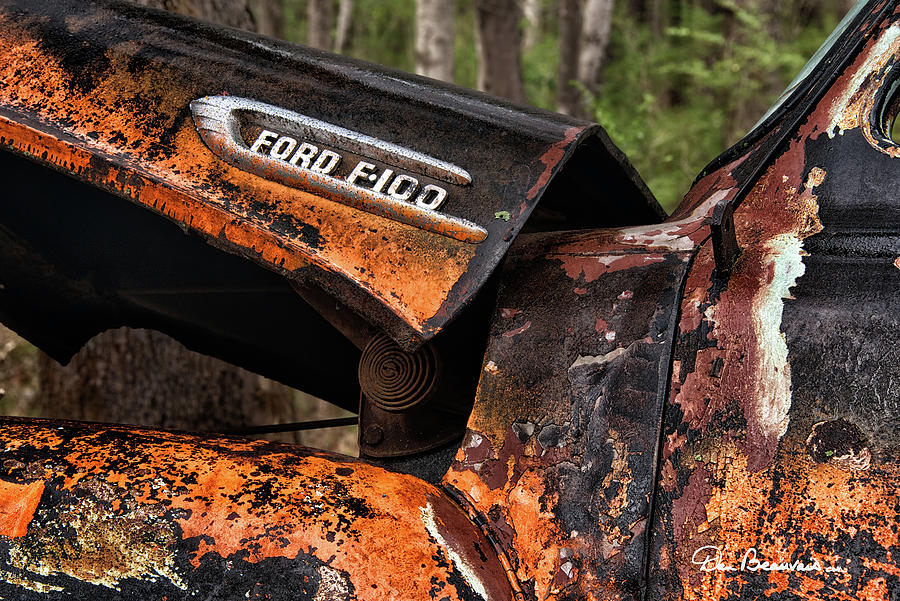 Ford F-100 5564 Photograph