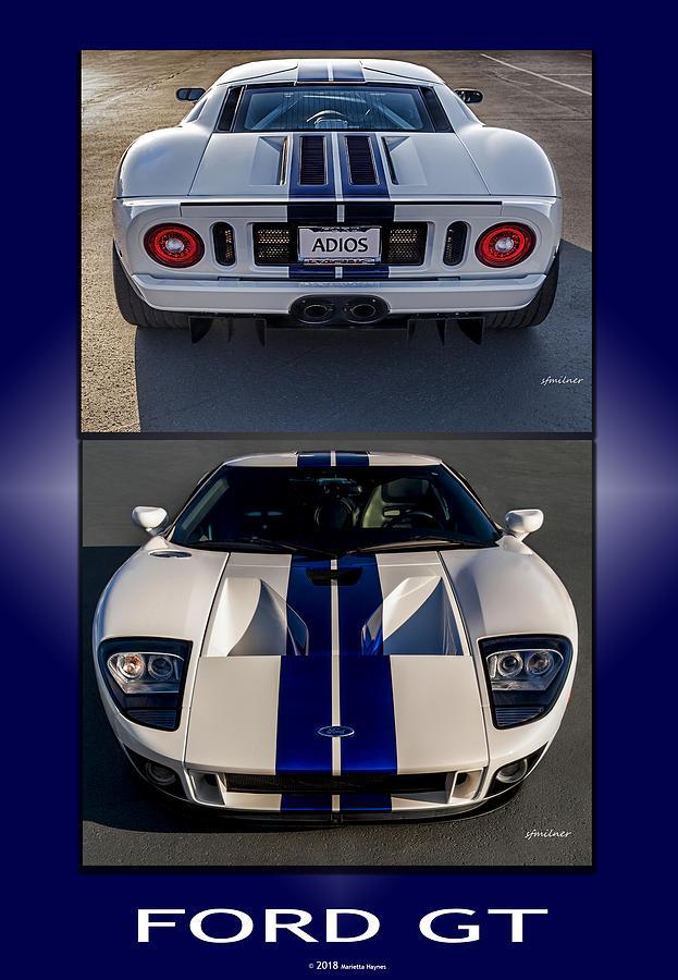Ford GT by Steven Milner