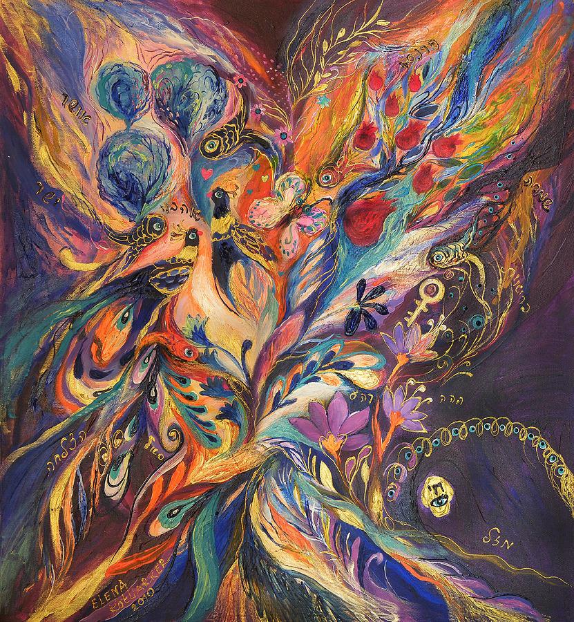 Original Painting - Foreboding Storm by Elena Kotliarker
