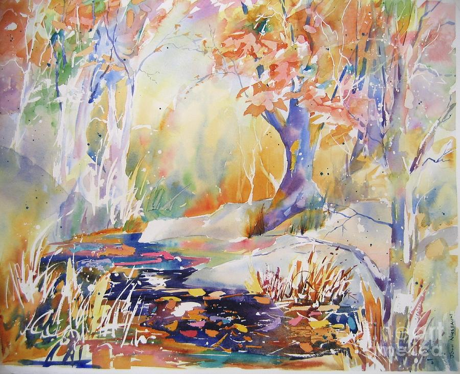 Forest Palette by John Nussbaum