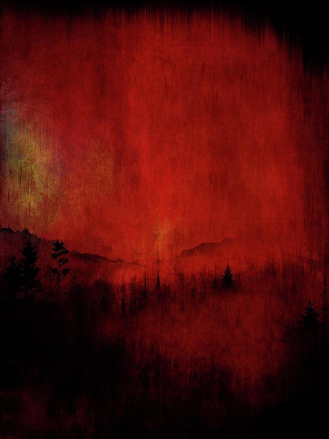 FOREST RED by Christina VanGinkel