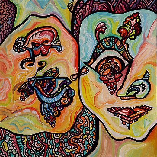 Forever Painting - Forever by Alex Arshansky