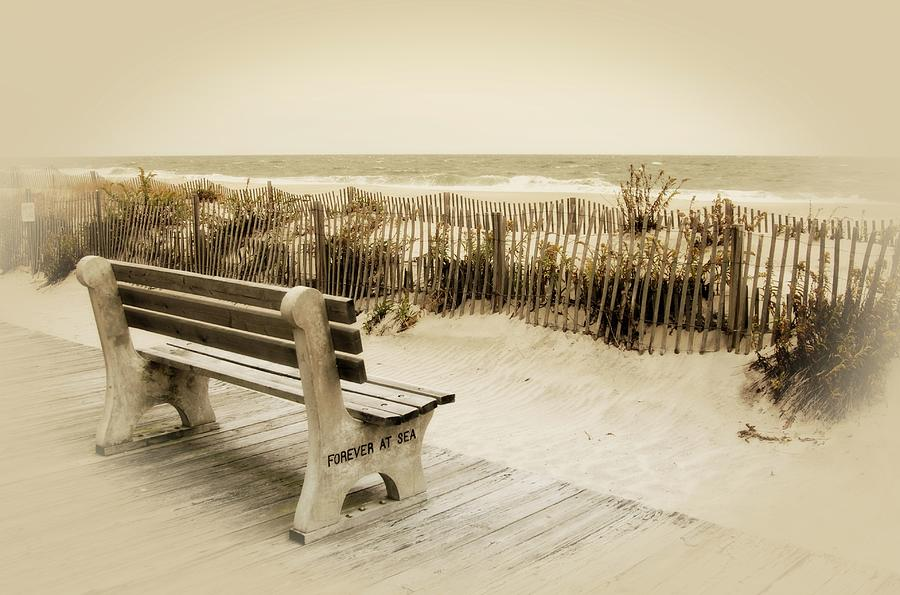 Forever At Sea - Jersey Shore by Angie Tirado