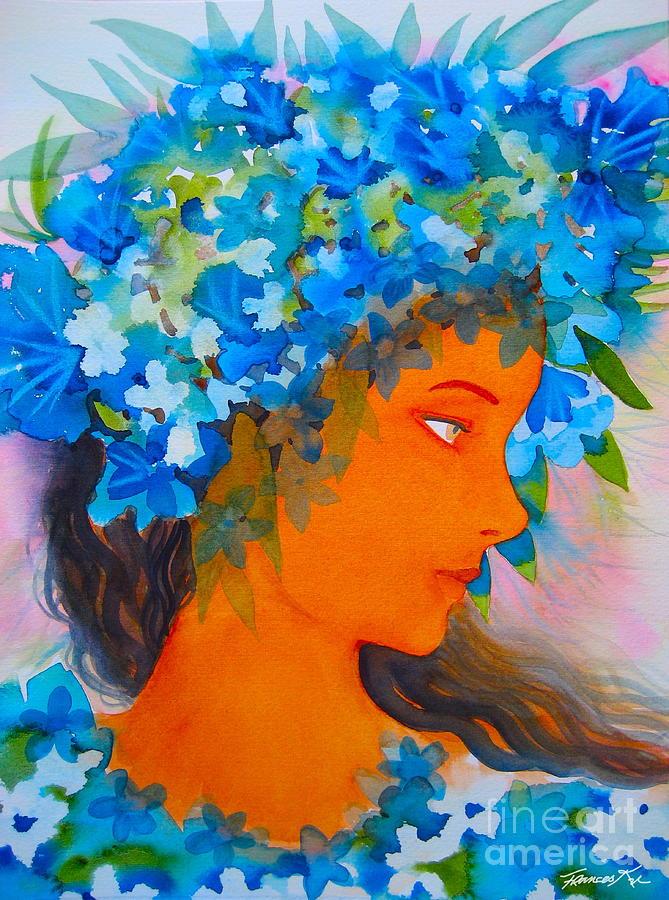 Forever Hula by Frances Ku