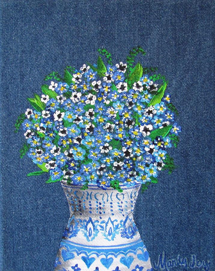 Forget-Me-Not by Mandy Joy