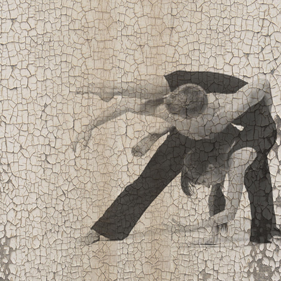Dancer Digital Art - Forgotten Romance  by Naxart Studio