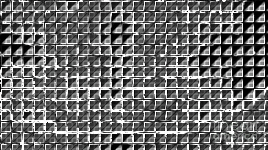 Formart 1 Geometry-design Mixed Media