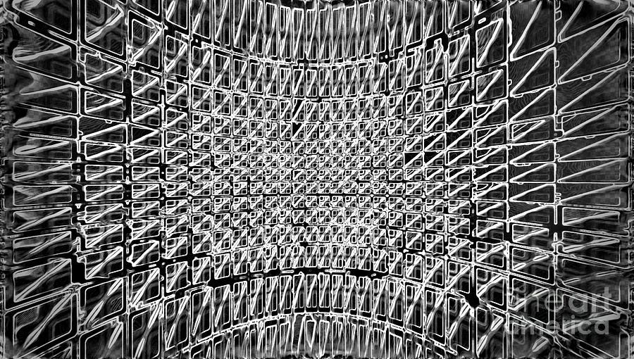 Formart 5 Geometry-design Mixed Media