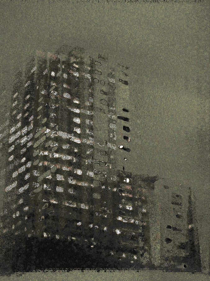 Abstract Digital Art - Formless by Nicholas Haddox