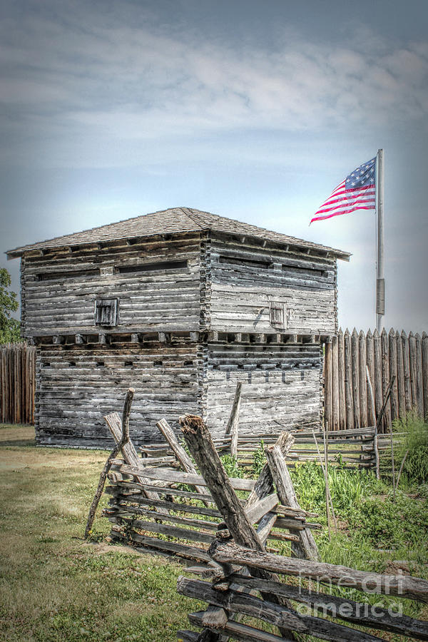 Fort Osage Photograph