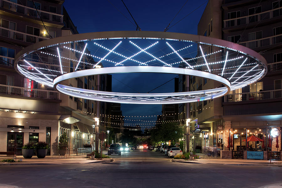 Fort Worth Crockett Circle 53017 by Rospotte Photography
