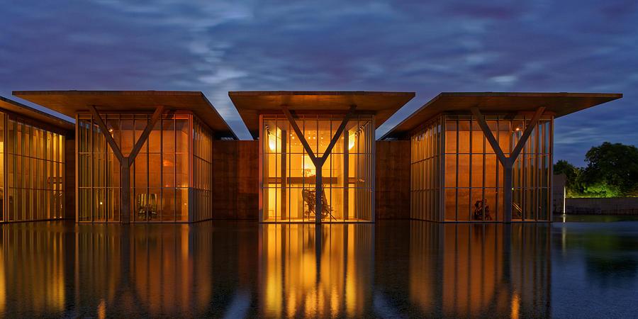 Fort Worth Modern Art Museum Photograph