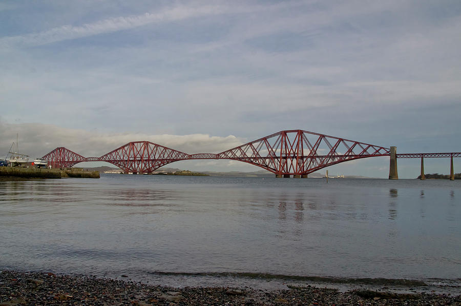 Forth Rail Bridge by Elena Perelman